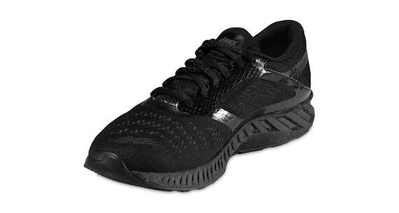 asics fuzeX Lyte Shoe Men black/gunmetal/black